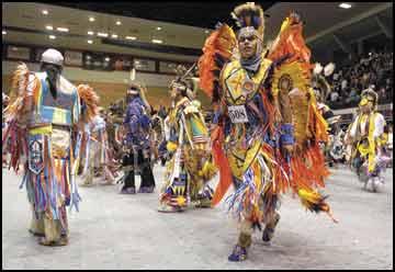 Grand celebration: Blackfeet Chief Earl Old Person helps launch 40th annual Kyi-Yo Powwow