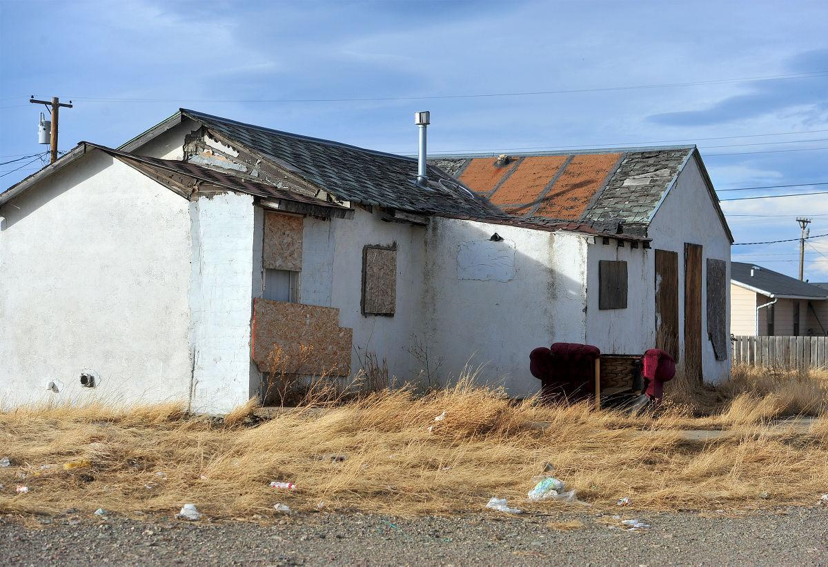 Tribes struggle with decades of housing neglect | State