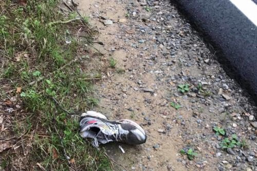 Why Are There So Many Random Shoes On The Road?