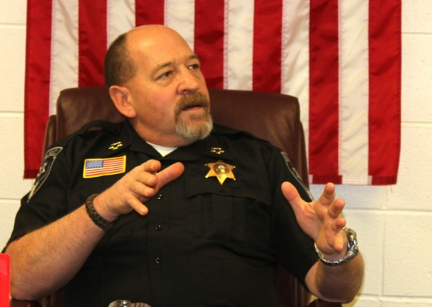 Powell County Sheriff Scott F. Howard