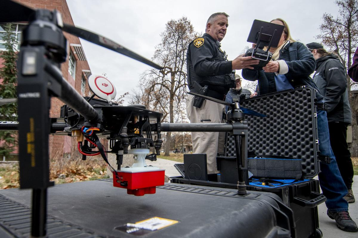 Feature Photo: Sheriffs and Drones 01