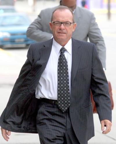 Tim Blixseth arrives at the federal courthouse in Missoula