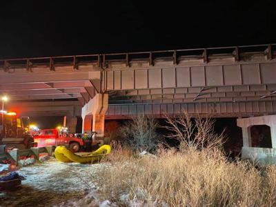 Nov 14 crash on I-190