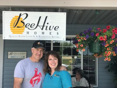 BeeHive Homes in Conrad Choteau and Cutbank, a place for seniors to call home
