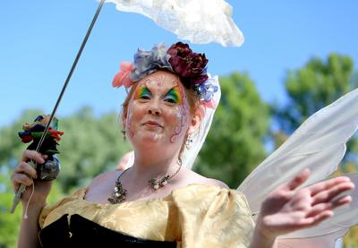 Parade fairy