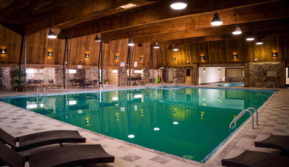 Sleeping Buffalo Hot Springs