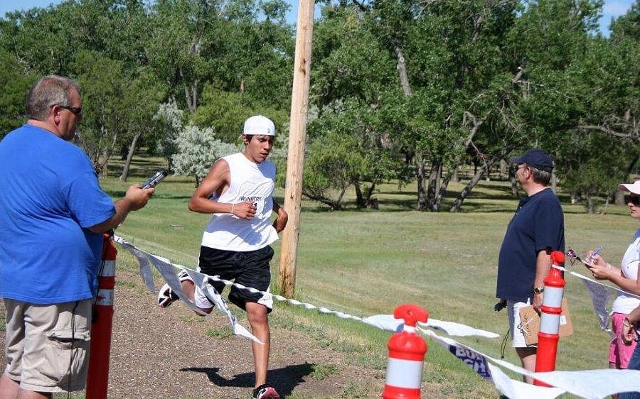 Fort Peck Dam Run