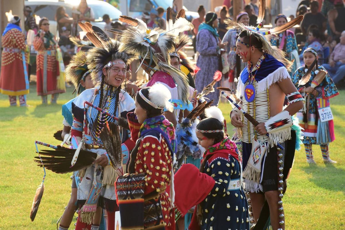 Crow Fair Grand Entry