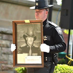 Officers fallen, but not forgotten