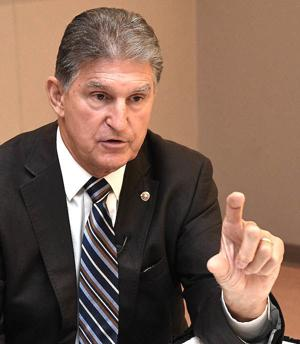 Manchin raises concerns over Chinese plans in state
