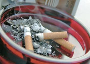 Smoking rates down in U.S.