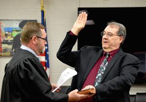Fayette BOE members sworn in