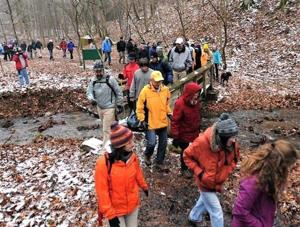 First Day Hikes set for state parks