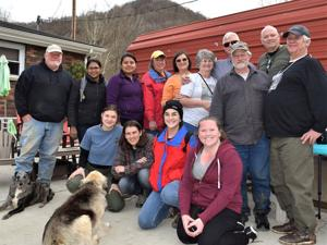 Ithaca students collaborate with local watershed group