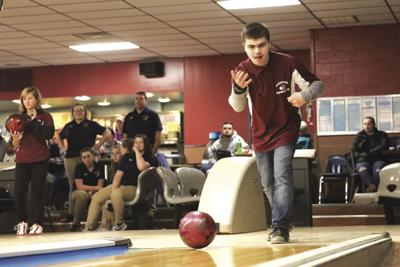 Blind bowler from New York