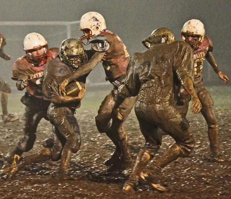 robbie mud