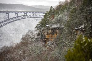Legislation designates New River Gorge National Park and Preserve