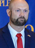 U.S. Senate hopeful Copley views himself as common conservative