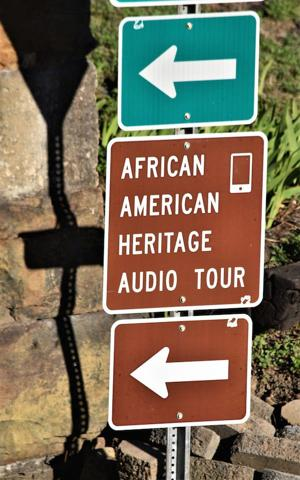 Heritage tourism highlighted by driving tour