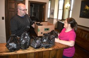 Organizations, churches still filling a void; food pantries, deliveries set