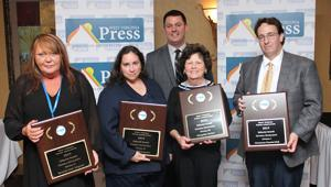 Four newspapers earn West Virginia Press Association Editorial Honors