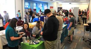 Hundreds take advantage of West Virginia Job and Resource Fair opportunities