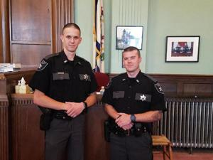 New deputies sworn in; FCSD up to full complement of officers