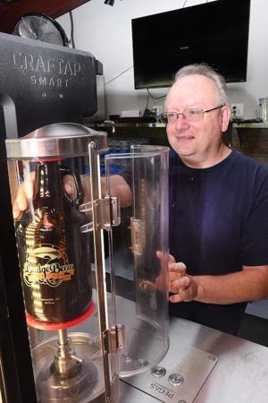 Bridge Brew Works named state's best brewery