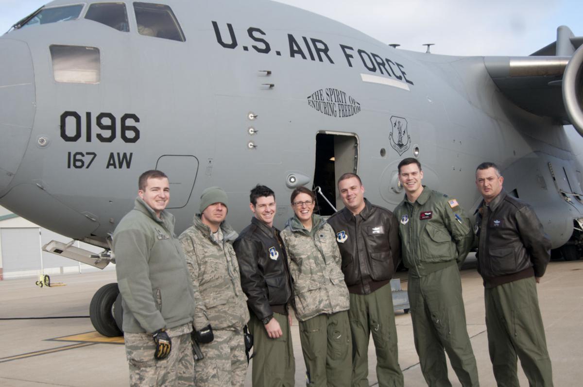 C-17 crew
