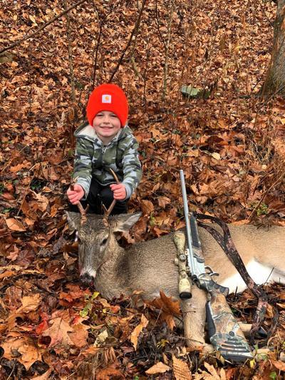 First deer