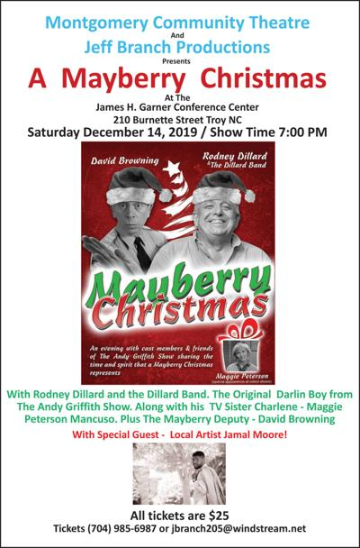 A Mayberry Christmas In Troy