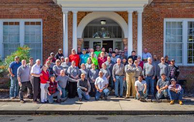 Celebrating 50 years at Myrick Construction
