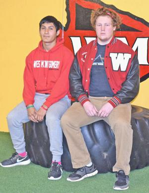 Two Warriors Named To Nc Preps All State Squad Montgomery Herald