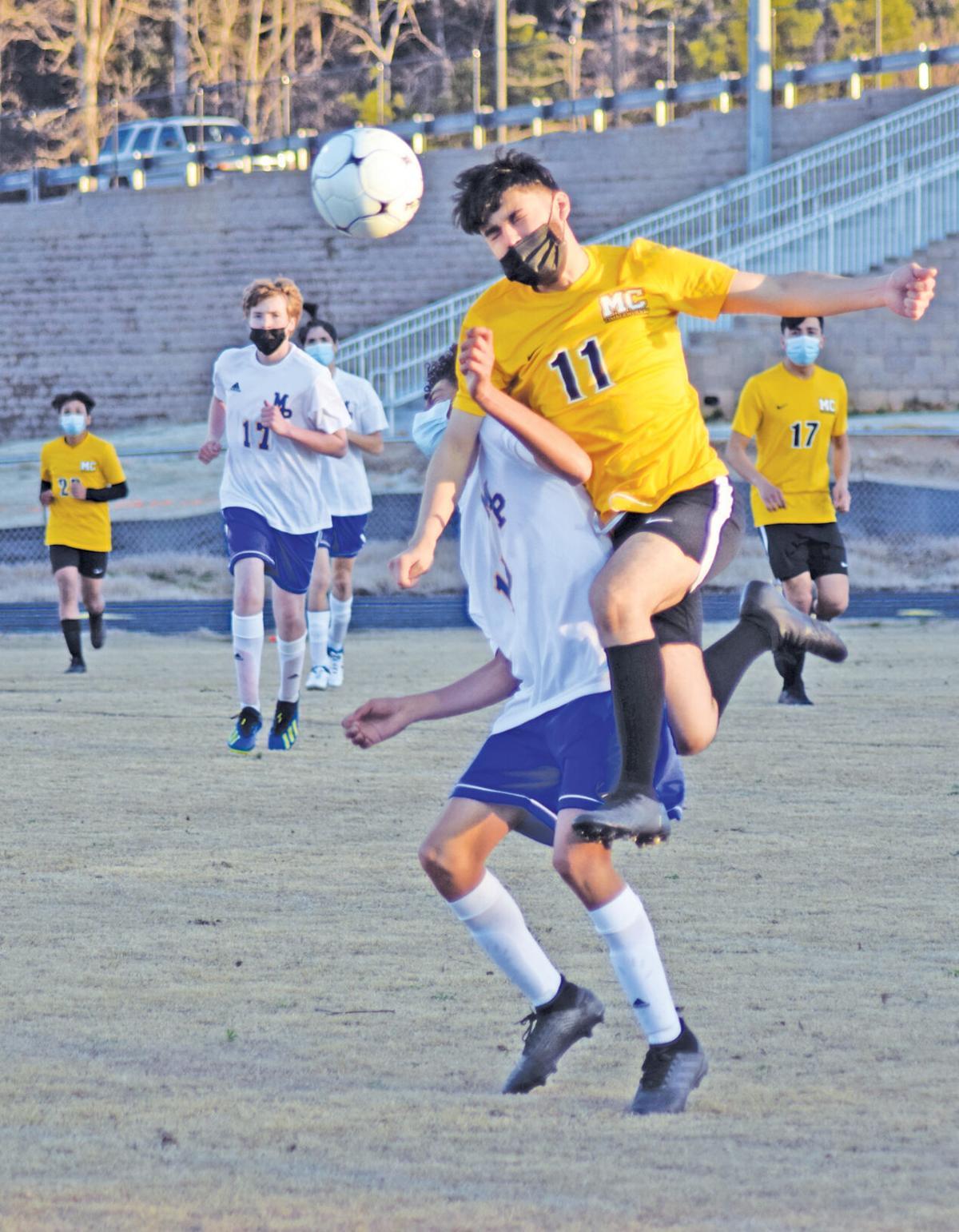 Soccer season kicks off