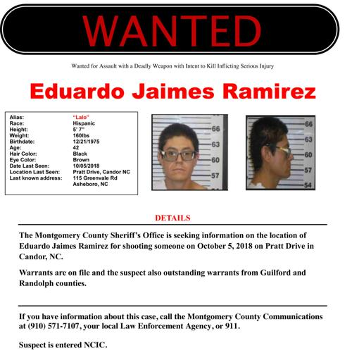 Wanted in shooting | News | montgomeryherald com