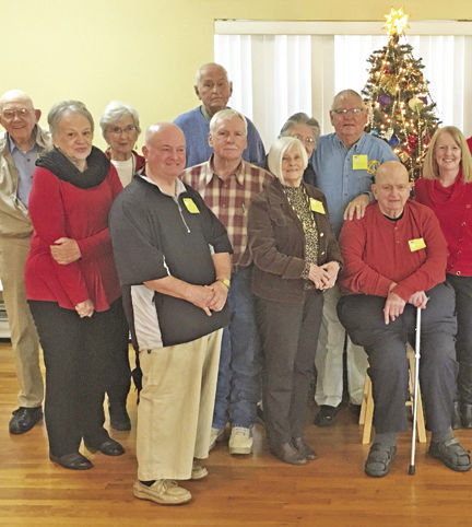 EMHS Retired Teachers' Luncheon
