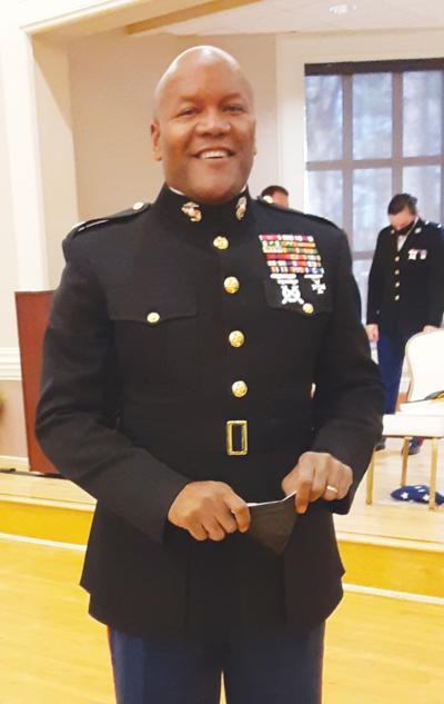 Lt. Col. Michael Kevin Cagle