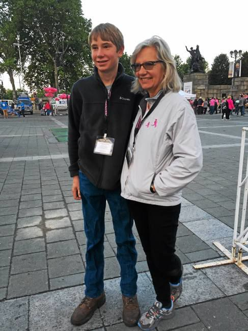 Area cancer survivors raise their voices to help Race for the Cure