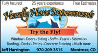 Horsefly Home Improvements