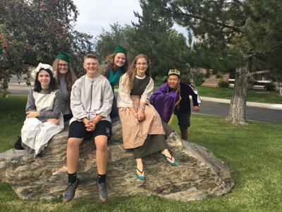 Magic Circle Youth Theatre Travels