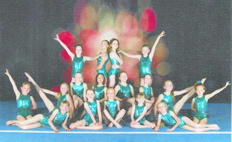 Gym's teams shine at Centennial meet - Montrose Daily ...