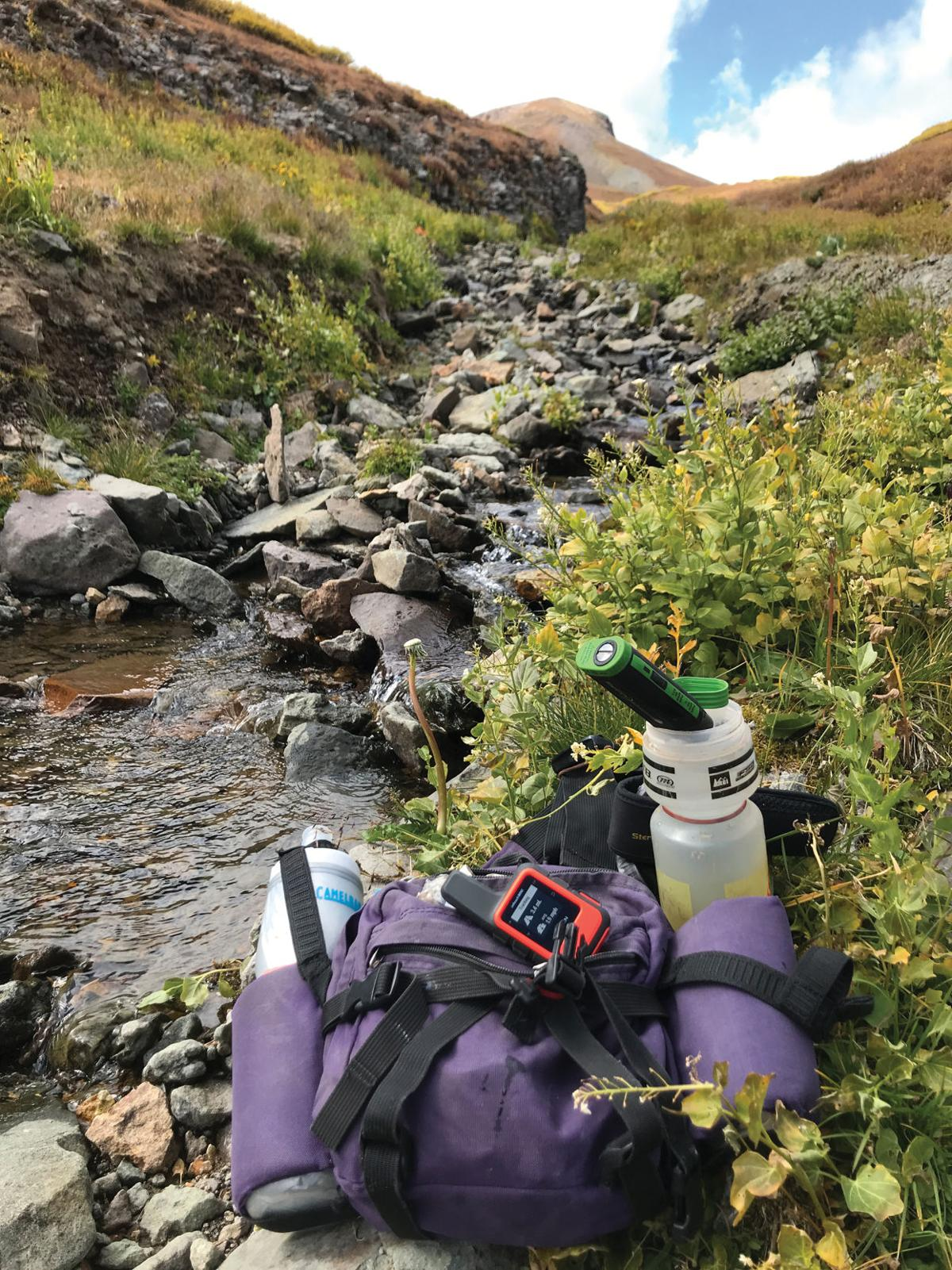 Recent trends in mountain travel by foot