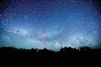 Milky Way South Rim Black Canyon