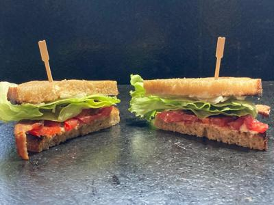 FOOD: The 'Bruce Lee' of sandwiches — classic BLT