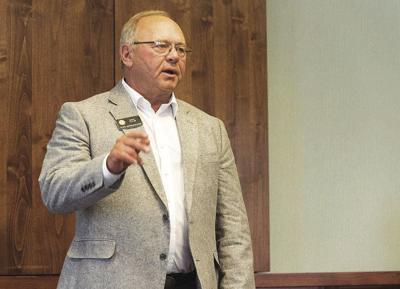 That's a wrap: Catlin discusses legislative session