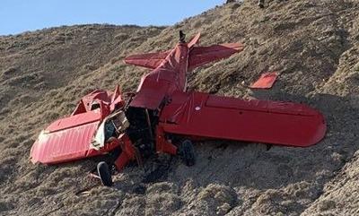 Pilot dead in single-plane crash