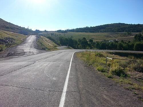 State demands more motorist access during Little Blue Creek Canyon project on U.S. 50