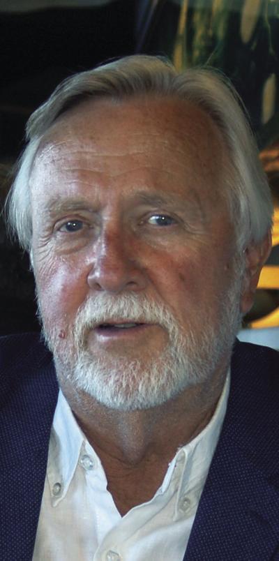Michael Cox headshot