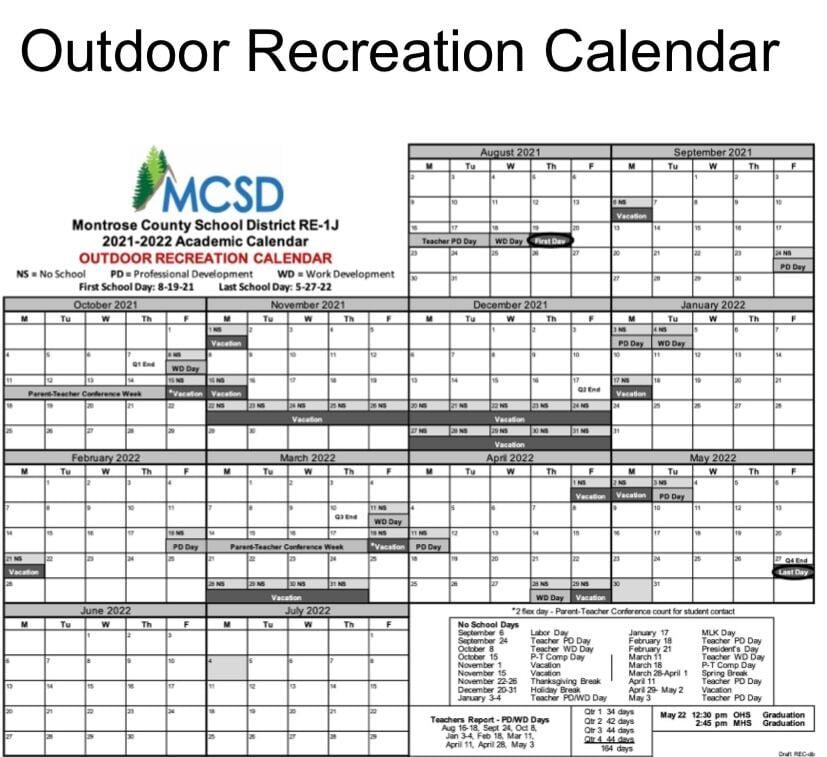 Montrose County School District implements new school calendar following community survey