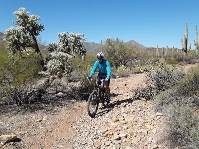 OUTDOORS: Of bikes and birds